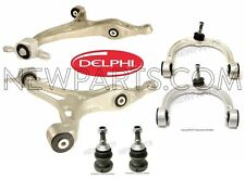 For Mercedes W251 R320 R500 2 Lower & 2 Upper Control Arms & Ball Joints KIT