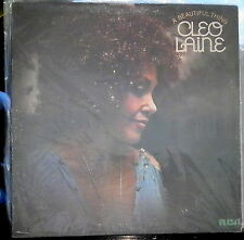 Cleo Laine; A Beautiful Thing     RCA