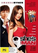 She's the Man NEW R4 DVD