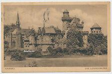 AK Kassel - Die Löwenburg, gelaufen   (R354)