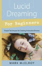Lucid Dreaming for Beginners Book ~ Wiccan Pagan Witchcraft Supply