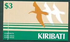 Kiribati 1983 Birds Booklet SG SB2