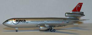 Herpa Wings 1:500 Northwest McDonnell Douglas DC-10-30 prod id 514774 relsd 2005
