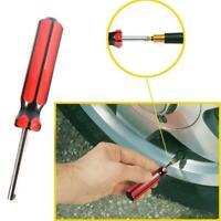 Car Auto Screwdriver Valve Stem Core Remover Tire Tube Installer Repair Tool