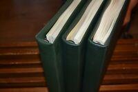 Drei SAFE-Vordruckalben Bund 1949-1992 mit postfrischer** Bund-Sammlung (5)