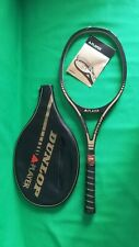 New Dunlop A-Player tennis racket and cover L4