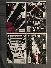 Wolverine Noir 1-4 Complete NM From 2009, Variants, Marvel Comics