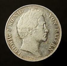 Kgr. Bayern, Ludwig I., Gulden 1843