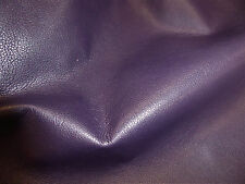 "Leather 8""x10"" Dark Purple Divine Top Grain Cowhide 2 oz / 1 mm PeggySueAlsoâ""¢"