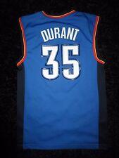 Kevin Durant #35 Oklahoma Ciudad Thunder Adidas NBA Camiseta Sm S Hombres