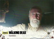 2016 The Walking Dead Season 4 Part 1 Black Foil Parallel Card #11 Hershel