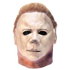 Authentic HALLOWEEN II Deluxe Michael Myers Halloween Mask NEW