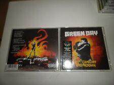Green Day - 21st Century Breakdown [CD] mint