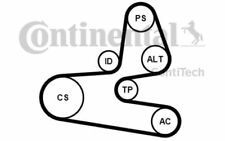 CONTITECH Juego de correas trapeciales poli V para CITROEN PEUGEOT 206 6PK1564K1