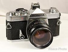 Konishiroku (Konica): Konica Autoreflex T3  avec Konica Hexanon AR 50mm 1.7