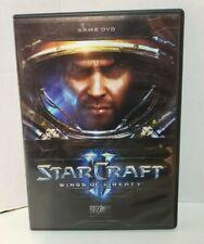 StarCraft II (2): Wings of Liberty (PC+MAC, DVD-ROM, 2010, Blizzard)