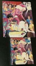 Barbie And The Rockers Puzzle (Has All Pieces) 1987 Golden Mattel on stage 80's