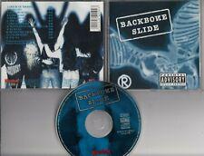 BACKBONE SLIDE  Backbone Slide 1994 CD HARD ROCK MAUSOLEUM RECORDS