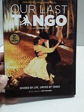 Our Last Tango DVD 2016