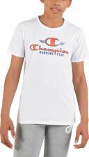 Champion Kids TShirt Training Sports Fashion Running Boys Fitness 304872W Gym