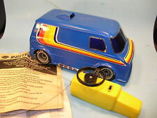NMIOB Vintage 1977 COX Fuel Powered Radio Controlled CUSTOM VAN