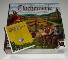 Clochemerle (My Village) + Vagrants Expansion - Eggertspiele/Gigamic - 2015