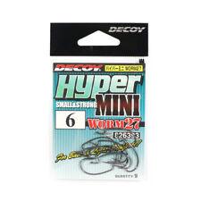 Decoy Worm 27 Hyper Mini Worm Hook Size 6 (6393)