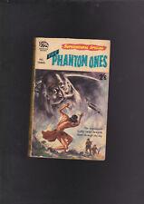VINTAGE UK SF PB.BADGER SUPERNATURAL STORIES#48GREAT COVER.RARE TITLE.