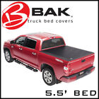 BAK Revolver X2 Hard Rolling Tonneau Bed Cover Fits 2007-2021 Toyota Tundra 5.5'