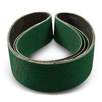 1 X 30 Inch 120 Grit Metal Grinding Zirconia Sanding Belts, 12 Pack