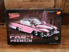 IMAI Thunderbirds Lady Penelope's FAB-1 Premium Car Model Kit - Unused