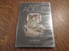 dvd ADELE fire and rain the history