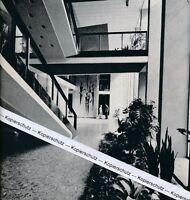 Stuttgart - Rathaus - Treppenhaus - um 1955 oder früher ? - selten