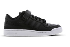 Original Mens Adidas Forum Lo Negro Zapatillas CG7135 DB12