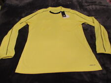 adidas Performance Climacool Mens Ref16 Long Sleeve Soccer Jersey Shirt LARGE