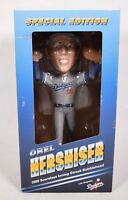 Orel Hershiser 2018 Los Angeles Dodgers Bobblehead 2018 Rally Towel World Series