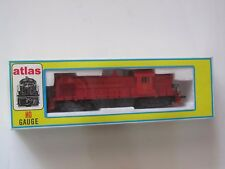 ATLAS HO GAUGE RS-1 DIESEL No.8114  KANSAS CITY SOUTHERN LOCOMOTIVE Road #1112