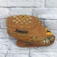"Franklin Field Master Deer Touch Baseball Glove 4661Tnl-11 1/2"" Right Hand"