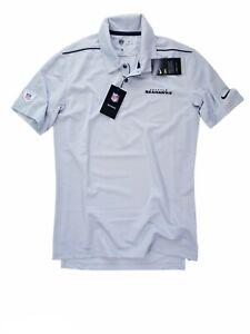 Nike Seattle Seahawks Dri-Fit【Small】NFL Polo Shirt 【A03728-012】【192501541035】FTB