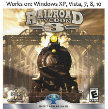 Railroad Tycoon 3 PC Game
