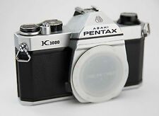 Pentax K1000 Replacement Cover - Laser Cut Recycled Leather - 5 Colors Available
