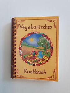 Vegetarisches Kochbuch – 1992 – Ringbuchbindung