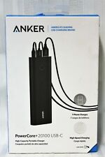 Anker PowerCore+ 20100 USB-C High-Capacity Portable Charger A1371