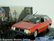 TALBOT ALPINE 1600 SX MODEL CAR 1980 1:43 SCALE RED IXO ALTAYA SOLARA K8