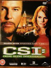 CSI: Crime Scene Investigation - Las Vegas - Season 7 Part 2 (7.13-7.24) DVD