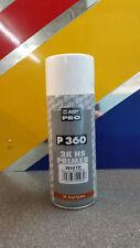 HB Body 360 2K WHITE Acrylic Car Filler Primer 400ml Aerosol - Top Quality