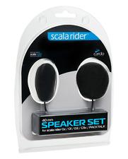 Official Cardo Scala Rider 40mm Speaker Set Qz Q1 Q3 G9x Audio Kit SPAU0005