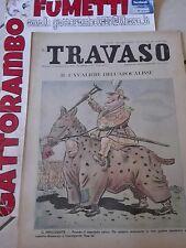Il Travaso Satira Politica N.30  (2205)  Anno 1942 -  Buono