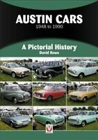 Austin Cars 1948 to 1990 A Pictorial History by David Rowe 9781787112193