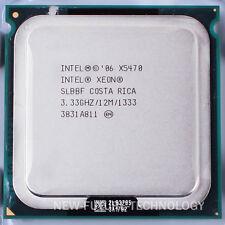 Intel Xeon X5470 3.33 GHz 1333MHz 12 MB Socket LGA 771 CPU US free shipping